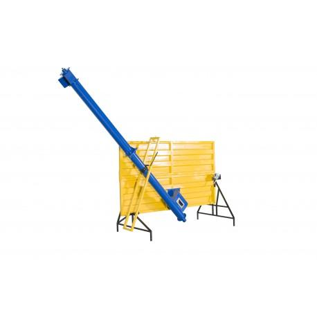 Przenośnik ślimakowy hydrauliczny T-403 H